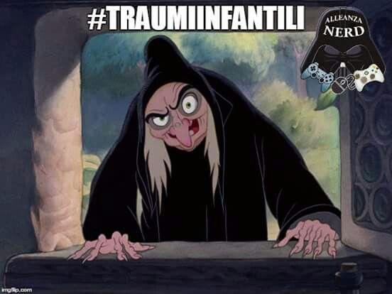 #traumiinfantili