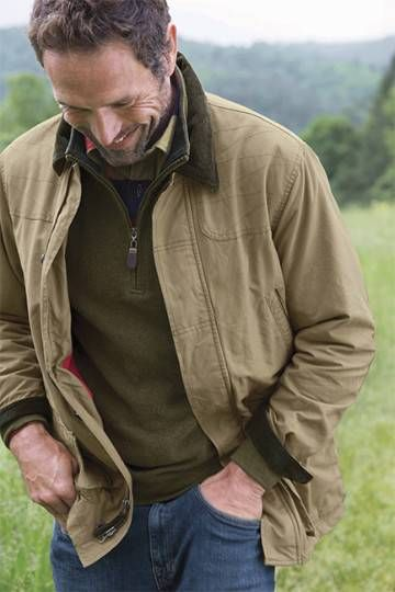 027cdfe81c2b3 Upland Field Coat / Orvis Heritage Field Coat -- Orvis | What to ...