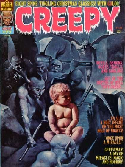 Baby Horror Child Movie Childrens Magazine With Images