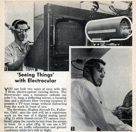 1962-Augmented Reality Artículo (inglés) sobre los Inicios de la Realidad Aumentada #AR #Originalidea