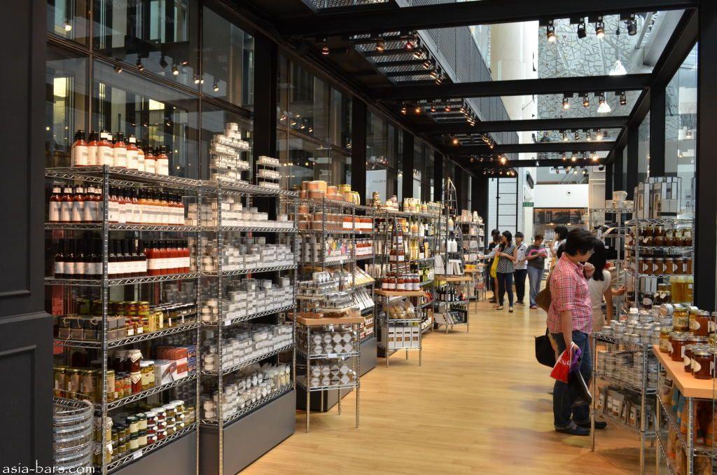 dean & deluca singapore - ceiling | build out | pinterest