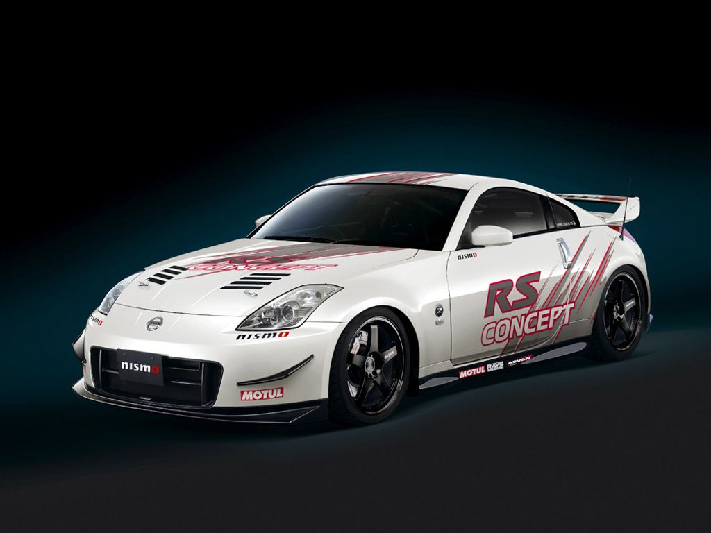Nismo 350Z RS Concept Nissan, Nissan infiniti, Nissan 350z