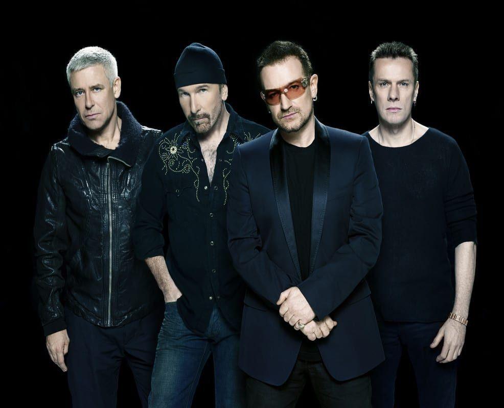 U2 - Mouse Mat D