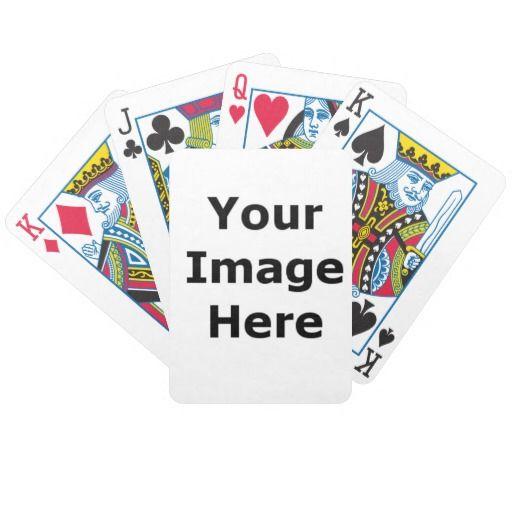 Pokerkarten selber online gestalten