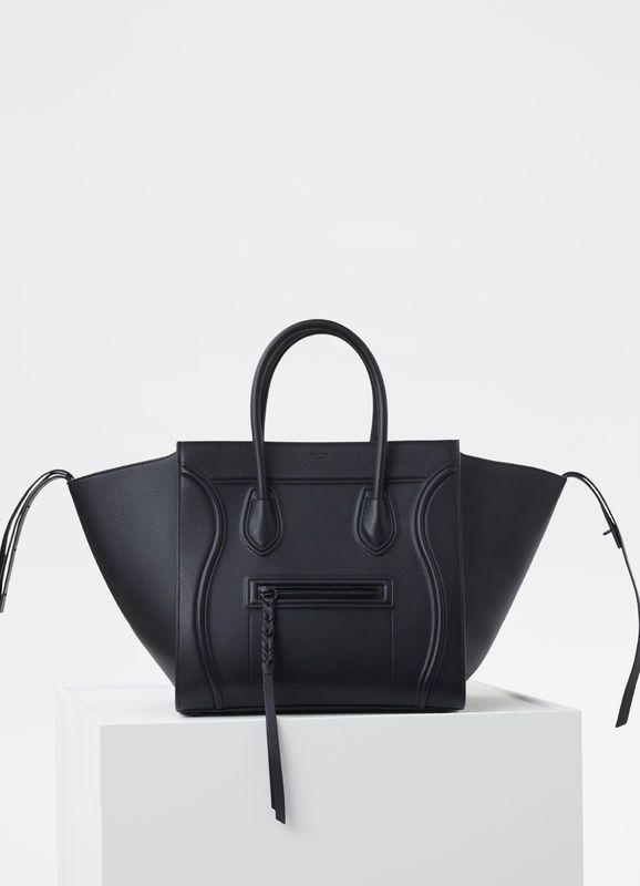Medium Luggage Phantom bag in supple calfskin  f40ddab2abd03