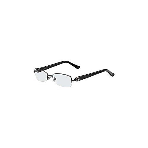 Gucci Rx Eyeglasses GG2906 Black Size 51mm Frame only with demo ...