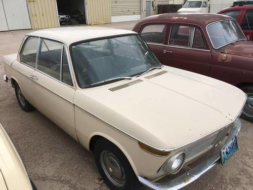 Motori: #$1500 #Project: #Rear Hit 1967 BMW 1600 (link: http://ift.tt/1rqIjev )