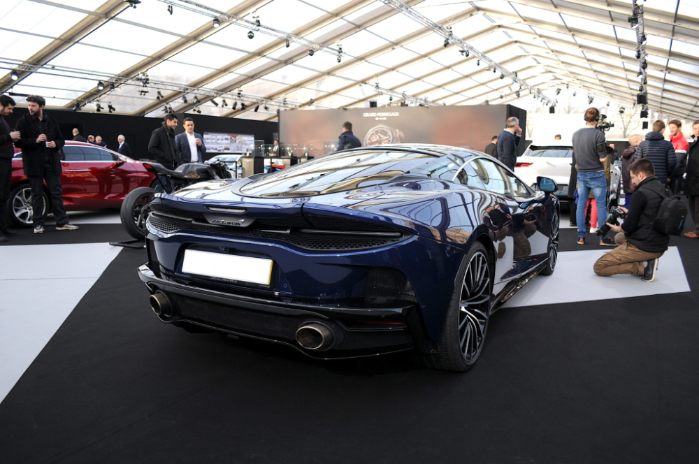 Festival automobile International 2020 les conceptcars