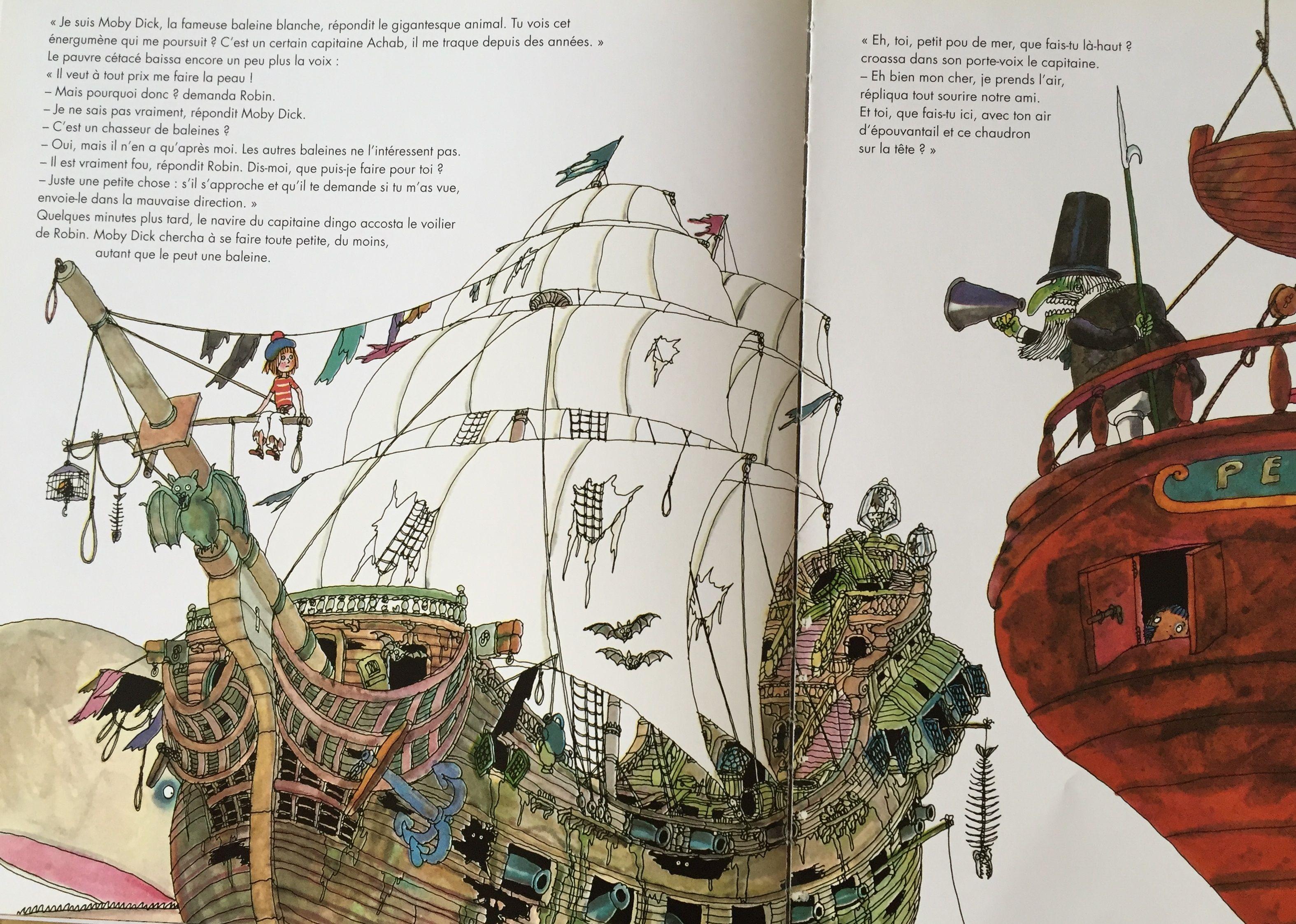 Robin et les Pirates