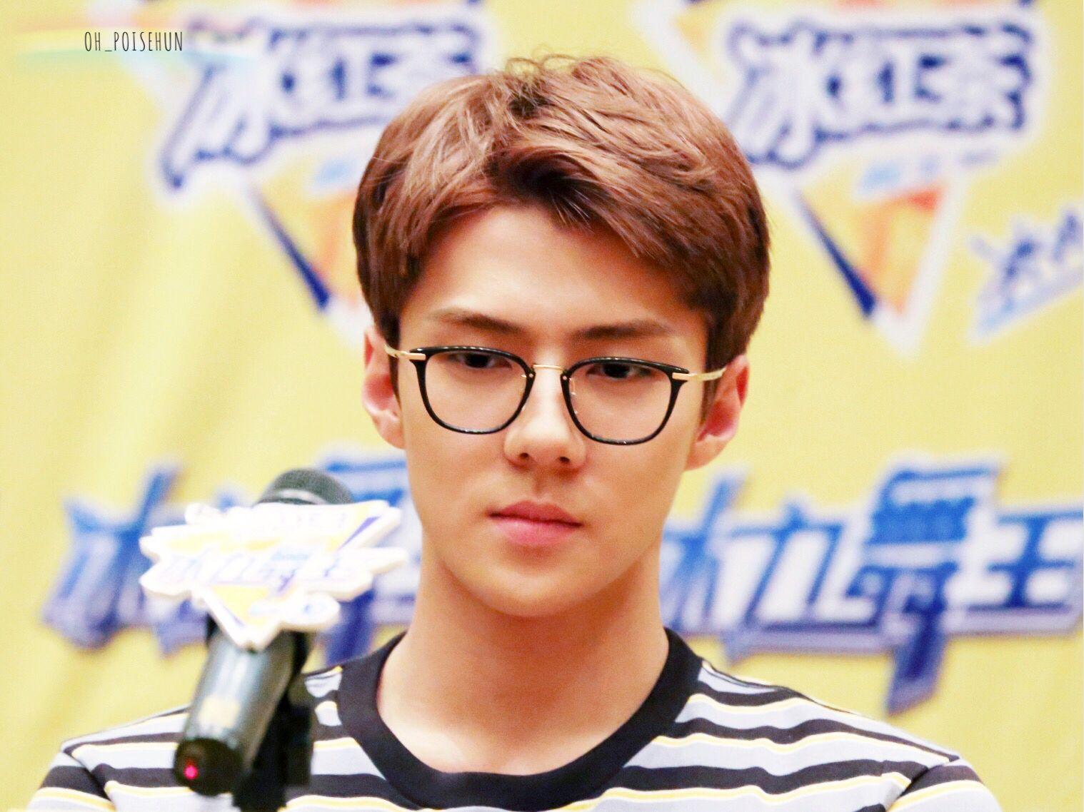 160824 #Sehun #EXO Kang Shifu fanmeet