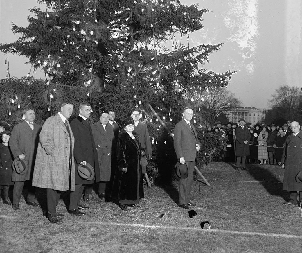 A Coolidge Christmas (With images) Traditional christmas