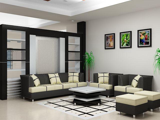 desain interior ruang tamu minimalis 2017
