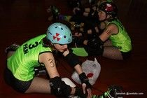 So Now You're a Roller Girl by Kristi Grey