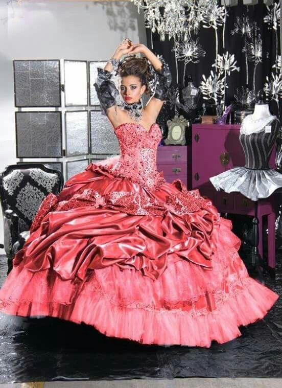 Vestido de XV de época | VESTIDOS DE XV AÑOS | Pinterest | De época ...