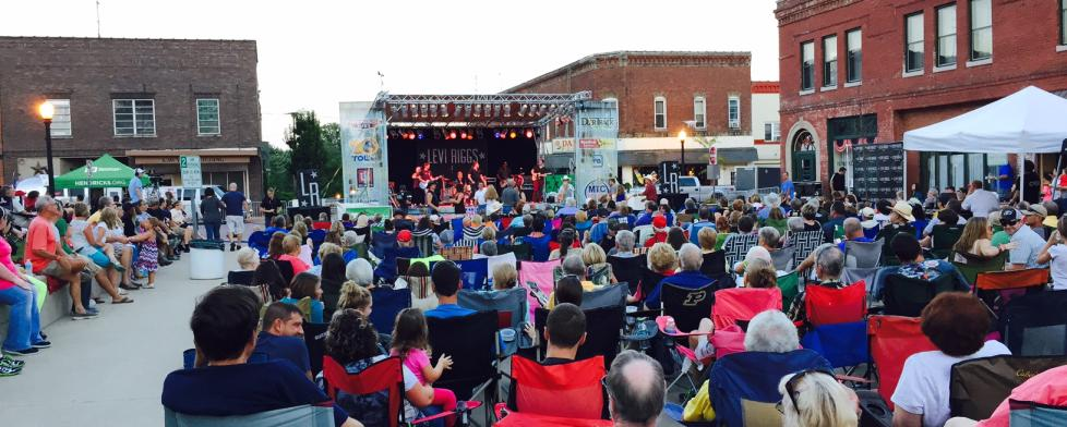 Hendricks County Summer Music, Movie Roundup Summer