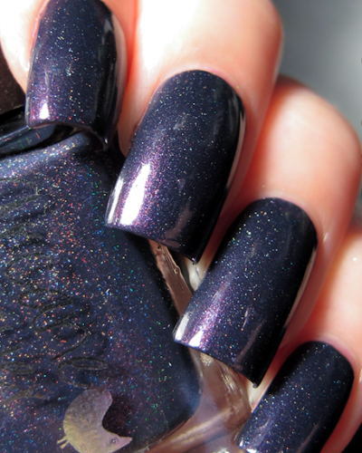 Hearts Ignite swatched by the Nail Polish Project