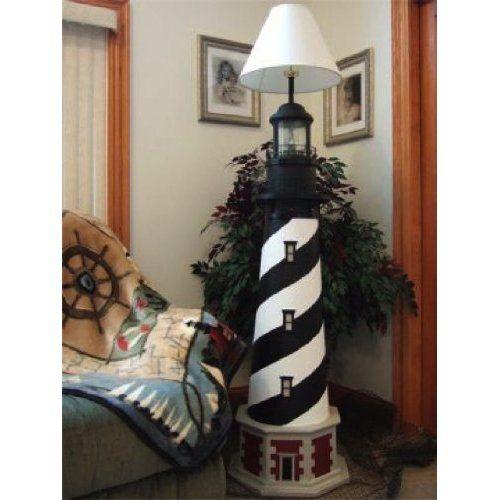 Great Amazon.com: Cape Hatteras Deluxe Floor Lamp Lighthouse Decor