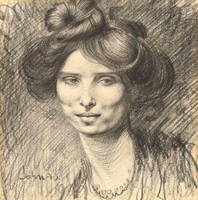 John Augustus Sketches | Augustus John - Works | Offer