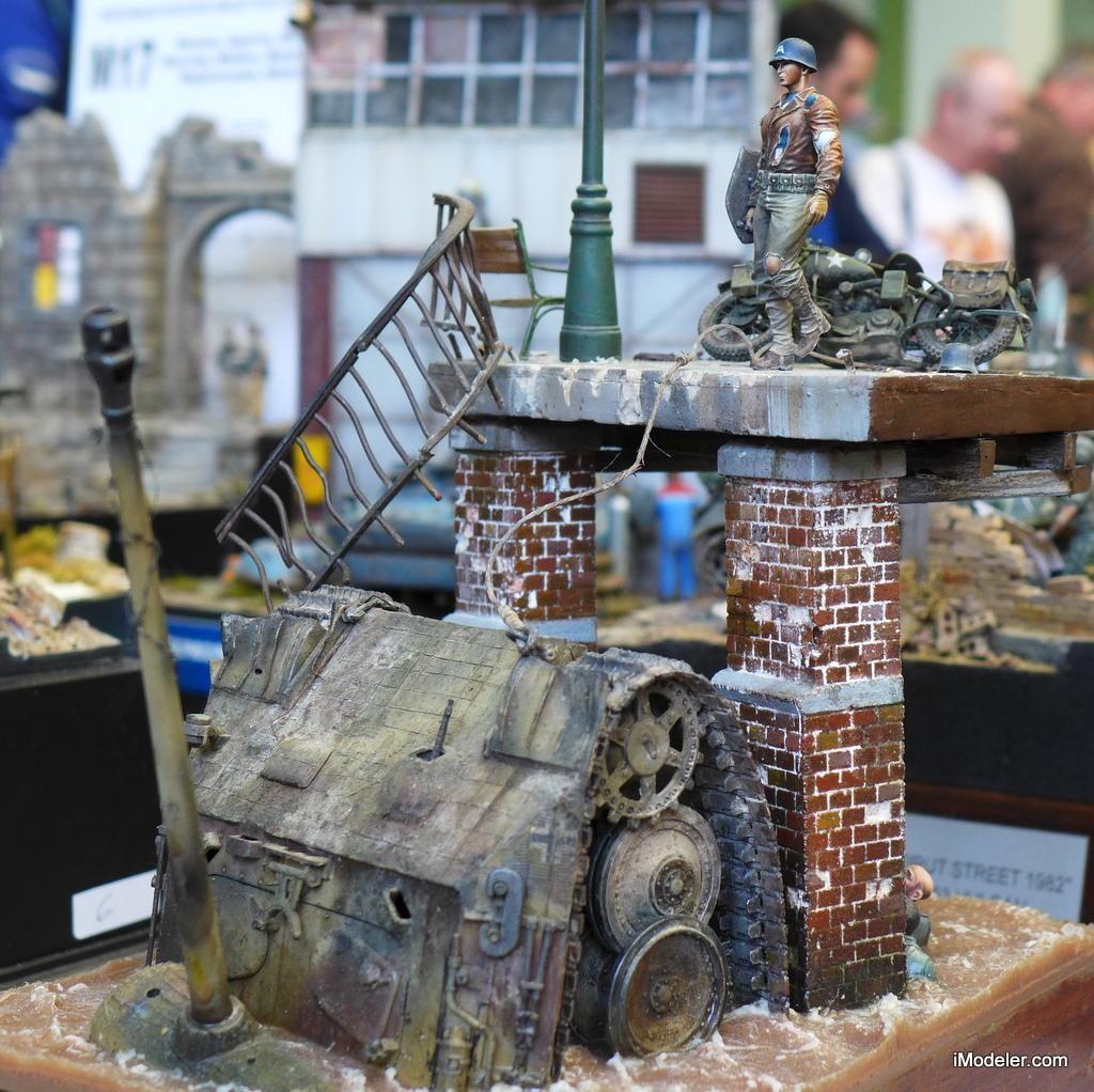 Moson Model Show 2016 – Part 12 (military diorama) | iModeler