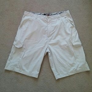 I just discovered this while shopping on Poshmark: Men's Anchor Blue Shorts…