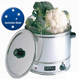 Commercial Steamer Cooker Birko 1130002 Steam Cooker