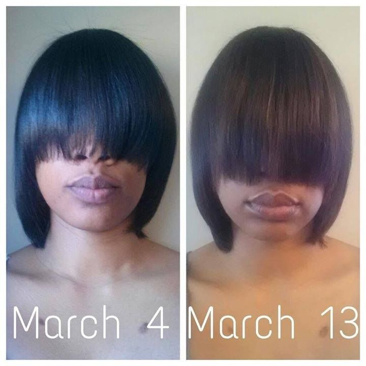 It Works Hair Skin and Nails supplement is ROCKIN! The results are ...