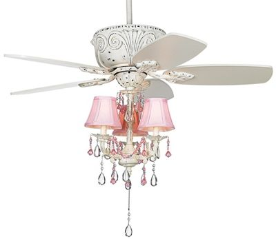 Ceiling fan chandelier combo 349 00 because i cannot live without my fan and i love chandeliers