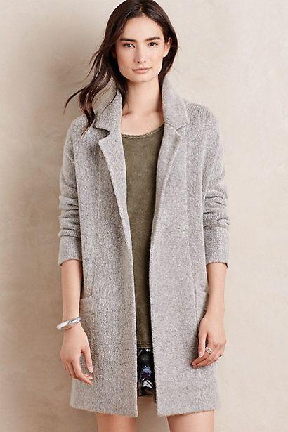 0f43b369a41 Derry Sweater Coat   Wardobe & Jewelry Box   Sweater coats, Coatigan ...