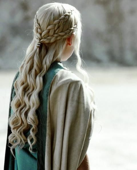 26+ Coiffure game of thrones inspiration