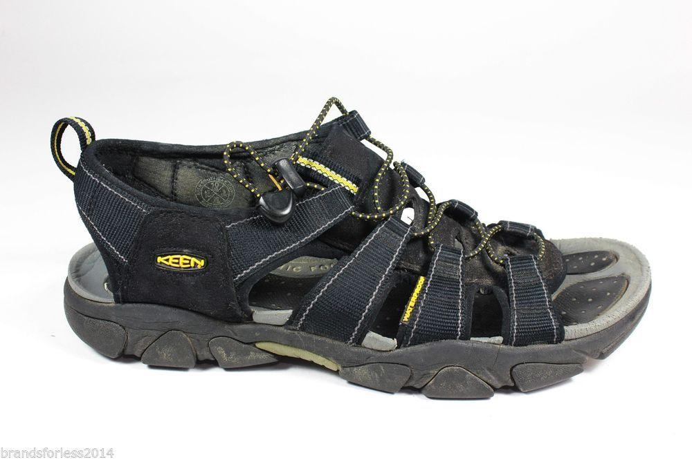 9bb7541a0a9f Keen Daytona Open Toe Leather Footbed Men s Sandal Size 10  KEEN   SportSandals