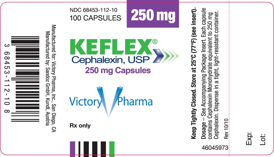 Keflex Cefalexin This Medicine Is A Cephalosporin Antibiotic