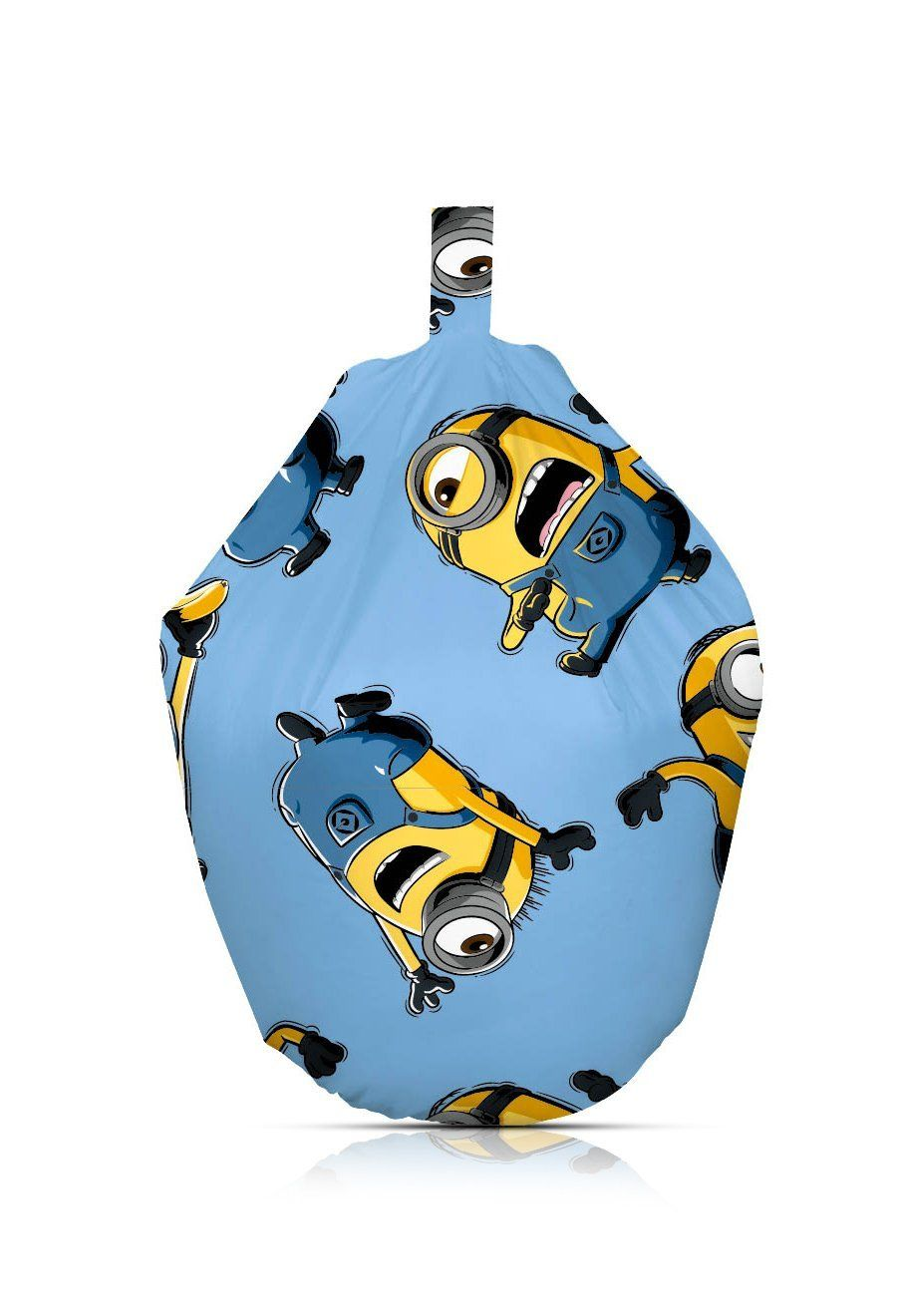 Our Minions Bello Bean Bag Is An Officially Licensed