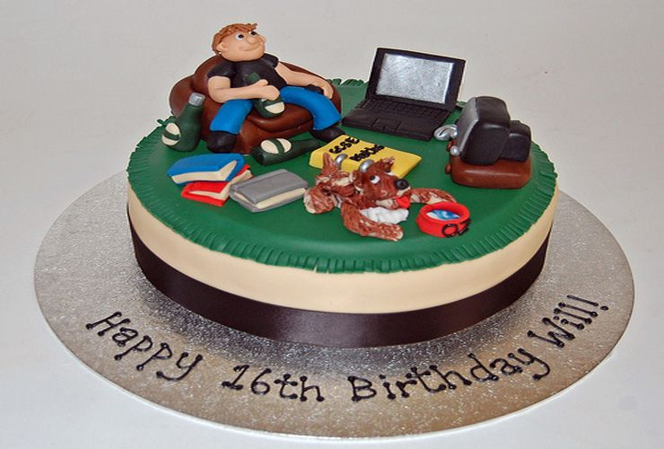 Birthday Cake Ideas for Teen Boys 11 Teens Birthday Cakes