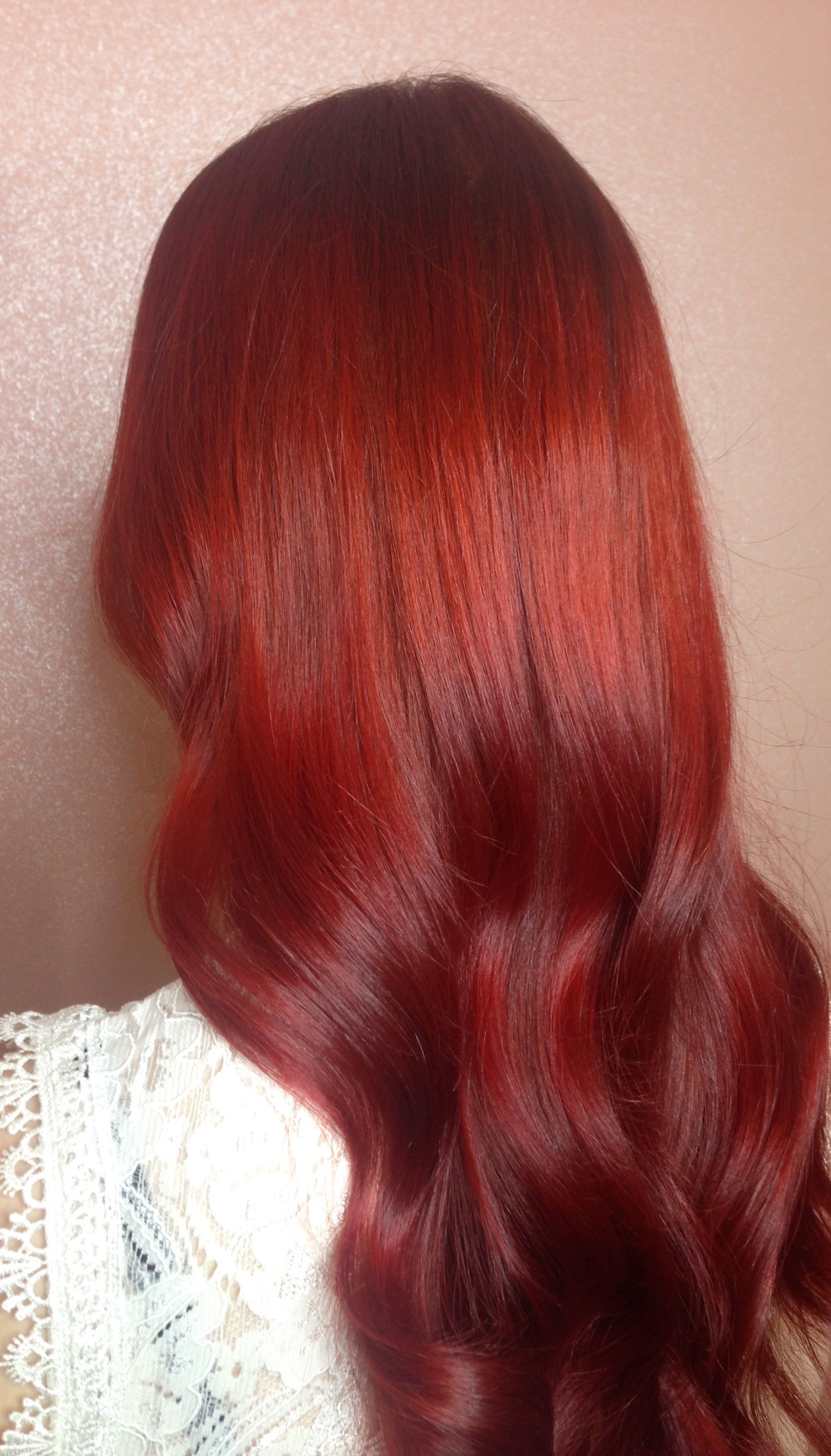 Wella Color Touch 66/45+1,9% | Мои работы | Pinterest | Rojo