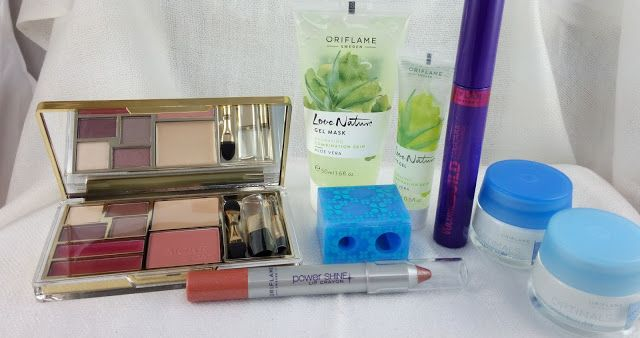 Wonderful.Moments: Oriflame - Beauty Box