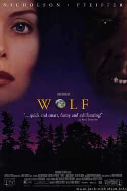 Film Review Wolf 1994 Wolf Movie It Movie Cast Tv Show Music
