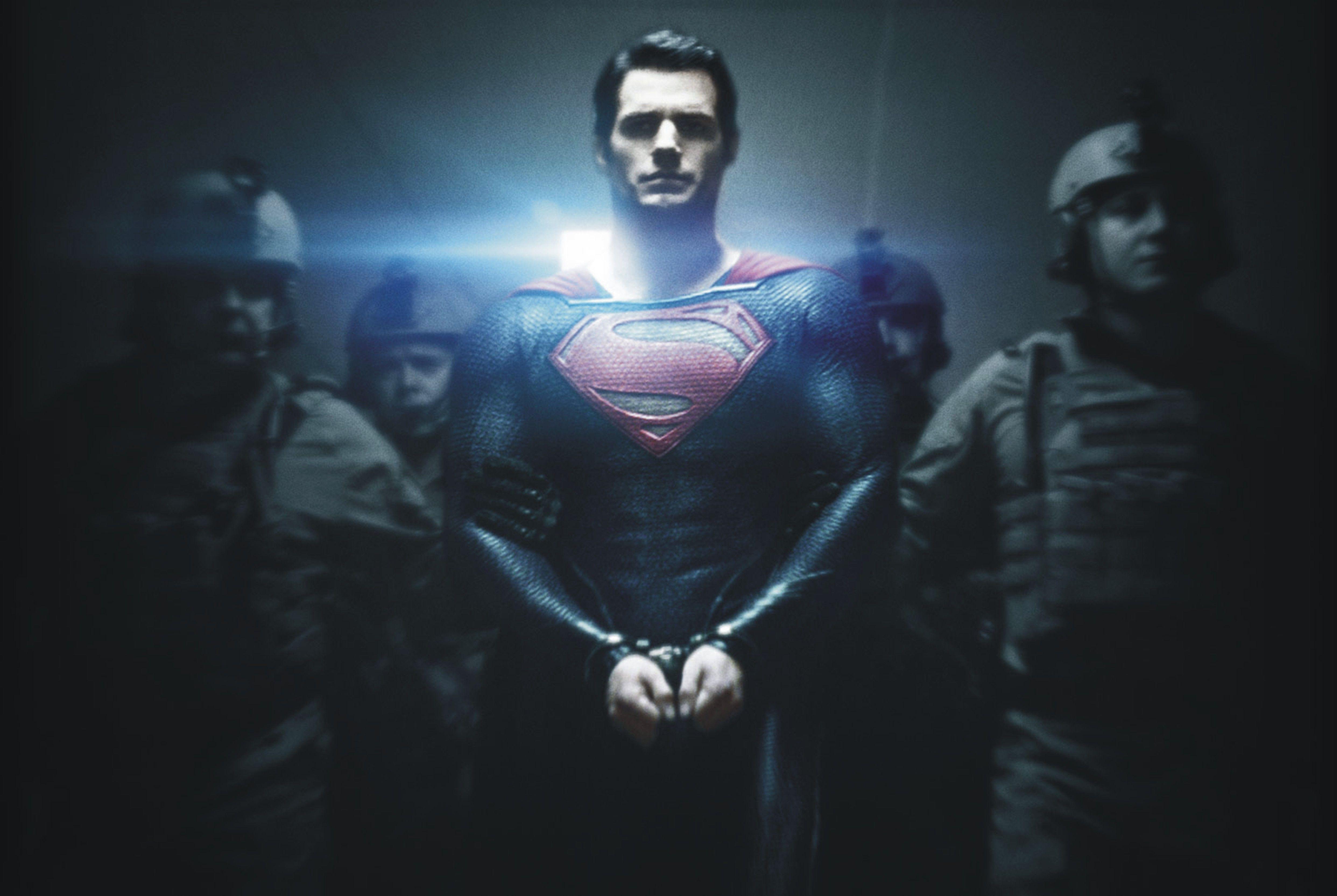 Superman Man Of Steel Movie Henry Cavill DC Comics Superheroes Superhero