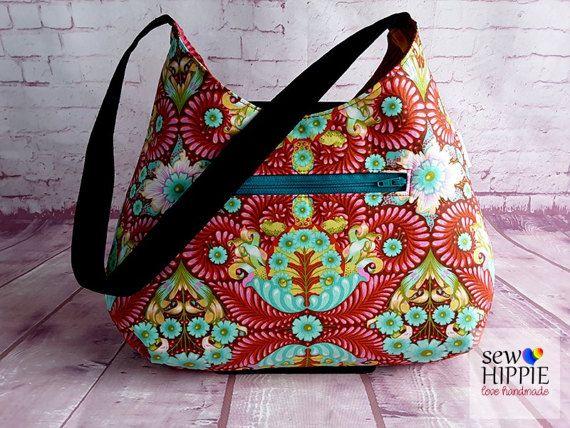 0260c8df09a1 Shabby Chic Handbag handmade by Sew Hippie.