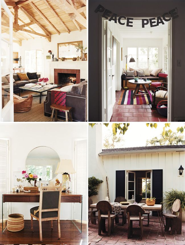 bambilulu: Nickey + Kehoe Todd Nickey and Amy Kehoe designed Mark Ruffalo's  comfortable home (
