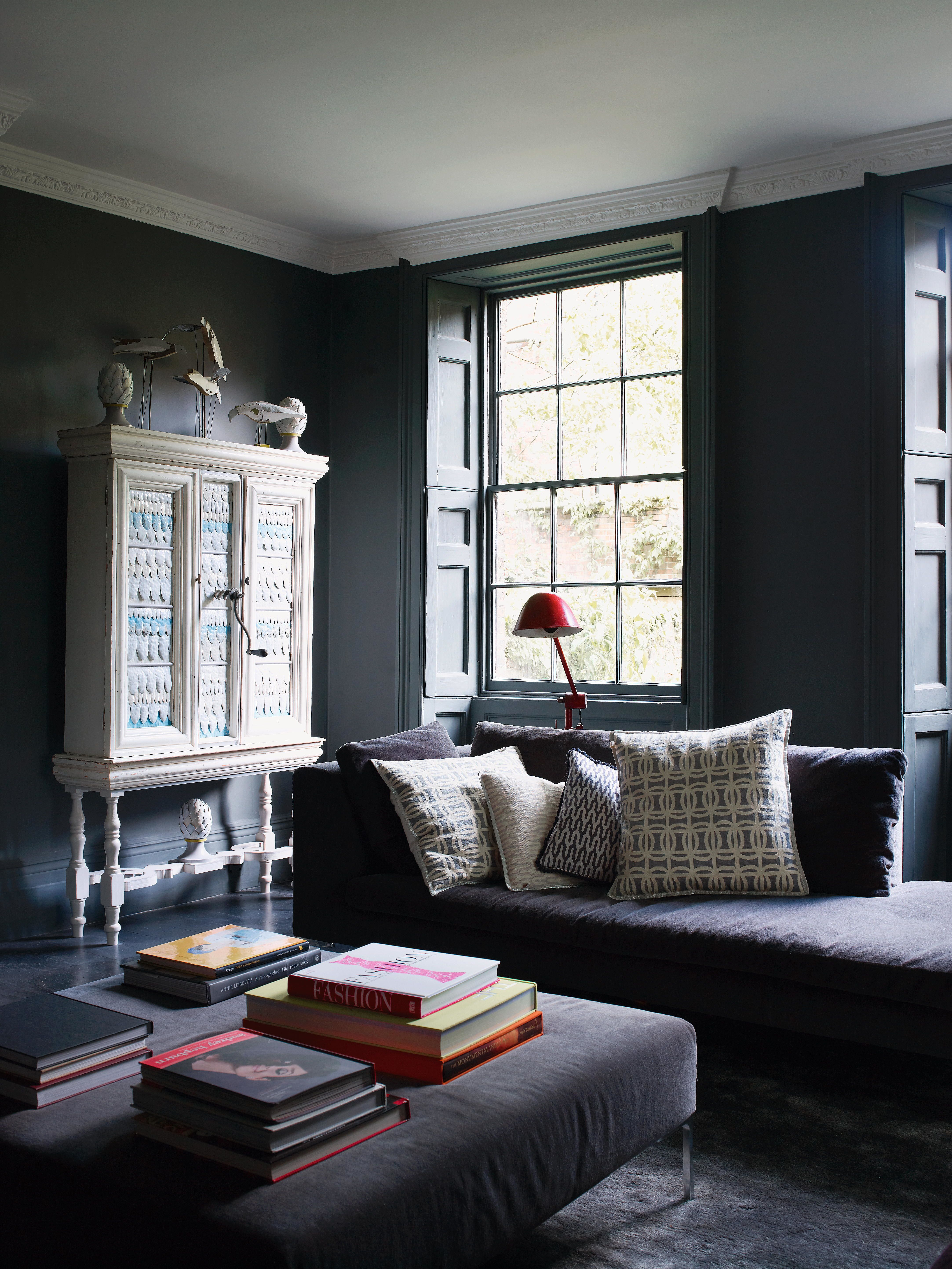 How To Find The Perfect Shade Of Gray Grey Bedroom With Pop Of