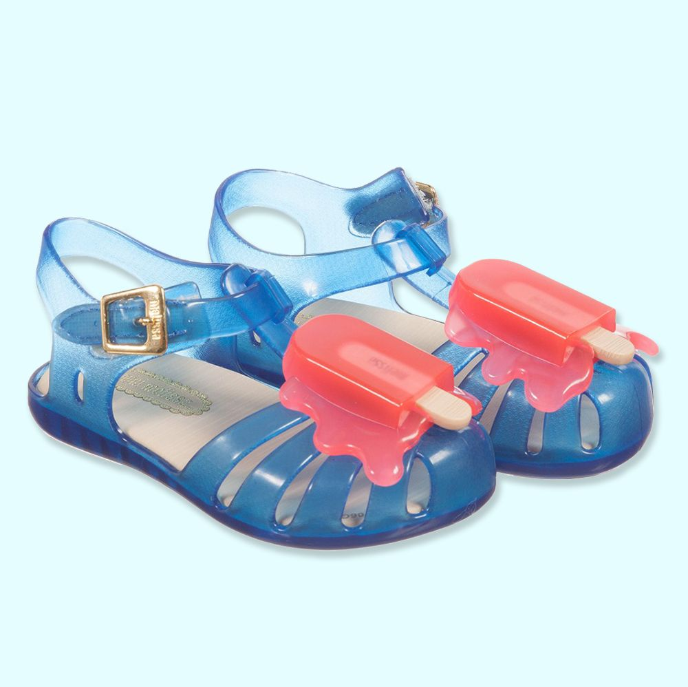 Toddler jelly sandals
