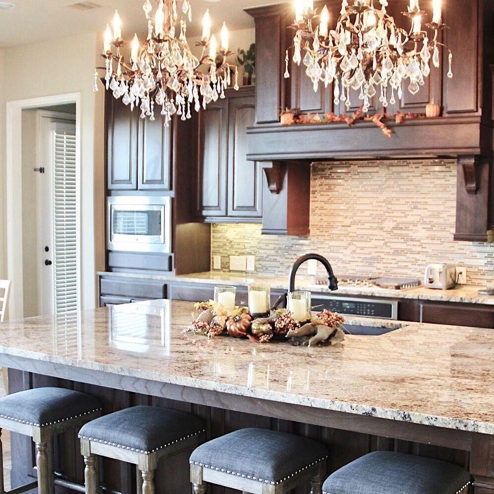 large kitchen island ii kitchen inspiration ii chandeliers