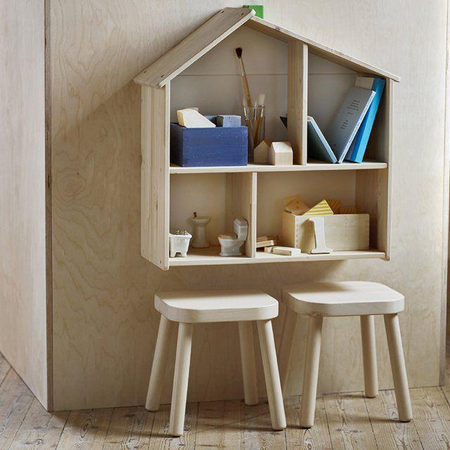 ikea craquez pour la nouvelle collection de meubles design pour enfants maison de poup e en. Black Bedroom Furniture Sets. Home Design Ideas