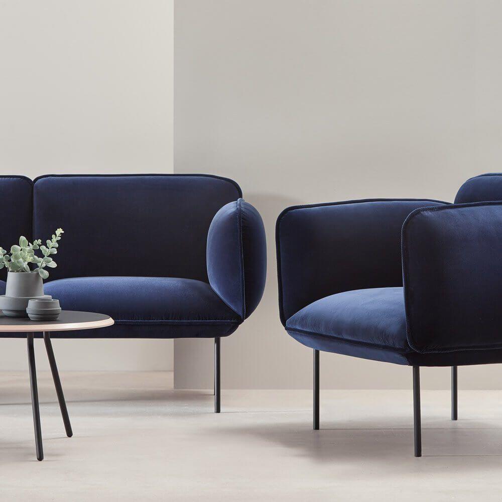 Woud Nakki 1 Seater Kvadrat Harald 2 792 What Is Interior Design Living Room Inspiration Buy Chair