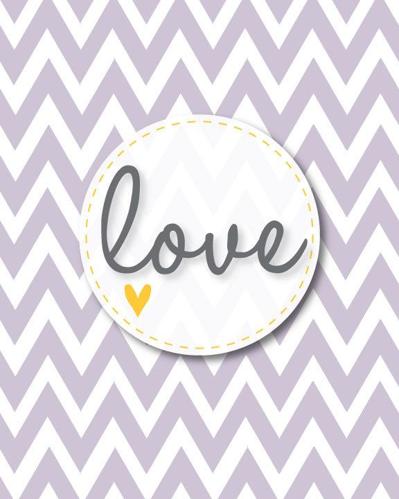 Cute Wallpapers First Initial Letter A Chevron Love Printable For Valentines Day Valentines