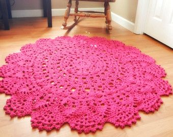 17 Best Images About Tapetes On Pinterest Round Rugs Yarns And