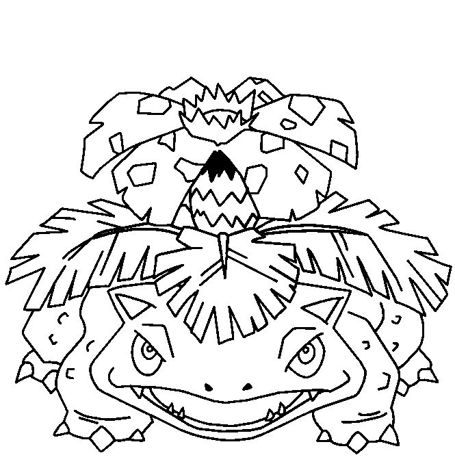 Pokemon Rsp 2 Corps Visages Pinterest