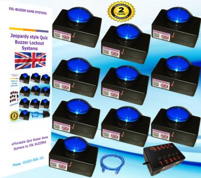 10 player slam buzzer quiz systemfree shipping esl buzzers 10 player slam buzzer quiz systemfree shipping solutioingenieria Images