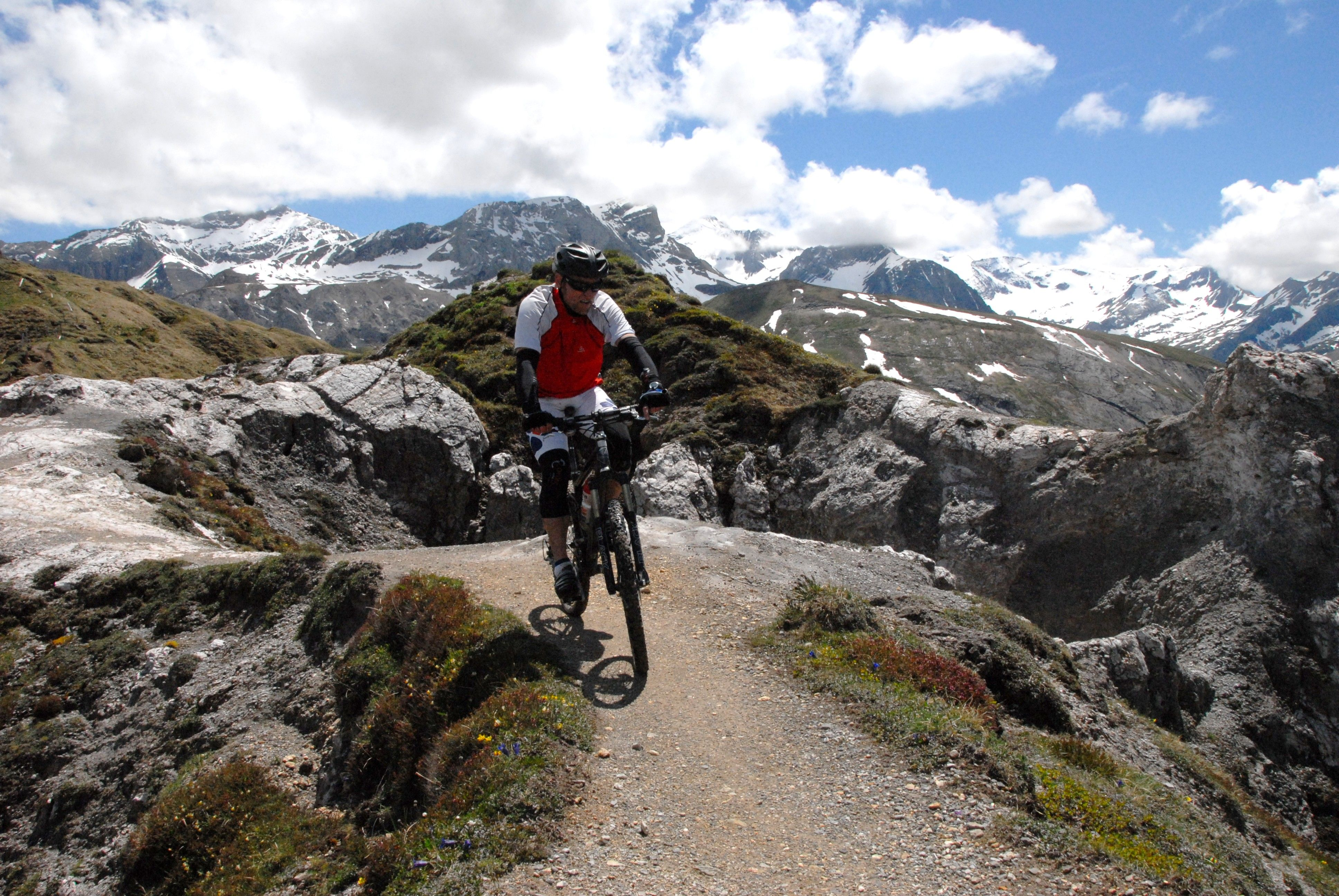Wow this is amazing, thank you very Bruno - the best MTB guide ever!