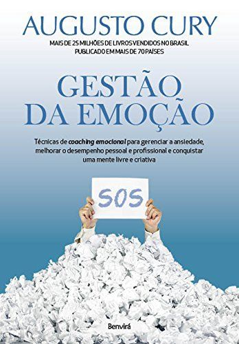Gestao Da Emocao Livros De Psicologia Livros Motivacionais